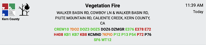 Cowboy Fire 7-20-21